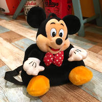 Mickey Mouse Plush Back Pack