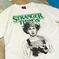 STRANGER THINGS T-Shirt Eleven Green