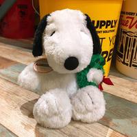 Snoopy plush Xmas