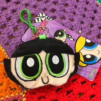 Power Puff Girls Coin Case Keychain Butter Cup