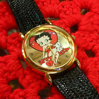 Betty Boop Wrist watch Black