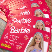 Barbie Postcard Set