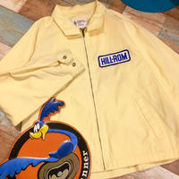 Yellow Work Jacket