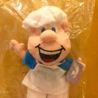 General Mills Wendell the Baker Bean Bag Doll