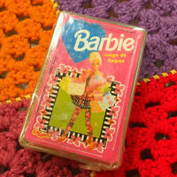 Barbie Matching Card Game
