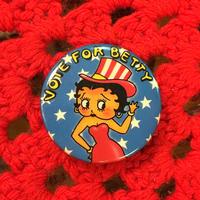 Betty Boop Badge