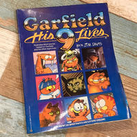 Garfield Book His 9 Liver
