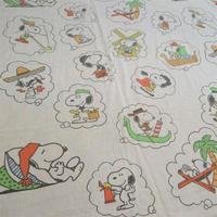 Peanuts Sheet Dream
