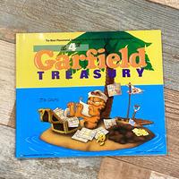 Garfield The Forth Treasury Comic