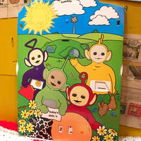 Teletubbies Board Calendar