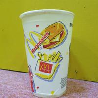 McDonald's Paper Cup M