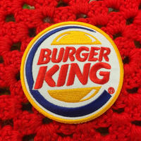 Burger King Patch