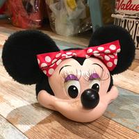 Minnie Mouse Fan Cap