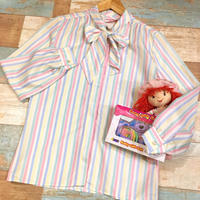 Candy Stripes blouse