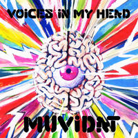 [CD] 2nd Full Album「VOICES IN MY HEAD」(通常盤)