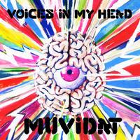[CD] 2nd Full Album「VOICES IN MY HEAD」(CD+レコード+Bluetoothスピーカー付き限定盤)