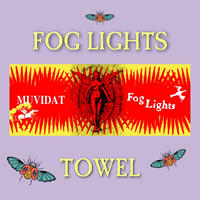 Fog Lights Towel