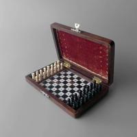 NA603 旅行用・携帯チェスセット