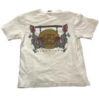 1990's OLD  STUSSY シャネル  ロゴ T- shirts 希少なBOYSサイズ