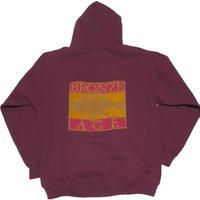 1990's BRONZE AGE sweat hoodie  表記(L)