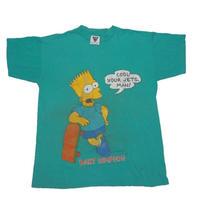 1990's シンプソンズ T-shirts レアカラー  表記(L)