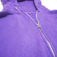1980's 50/50 zip hoodie   地味に無い色   実寸(S)