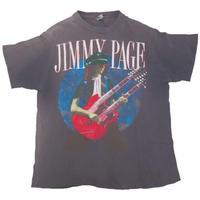 1980's  USA製 JIMMYPAGE Tシャツ 表記(L)