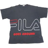 1980's FILA ビックプリントTシャツ(made in  ITALY)  実寸(XL)