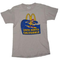 2000's  マクドナルド 怪しい微笑み  T-shirts
