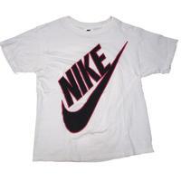 1990's USA製NIKE ビッグスウォッシュ T-shirts  表記(M)