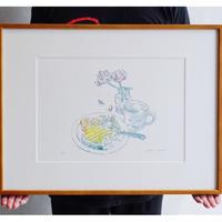 <Mariya Suzuki> ルームアート「Breakfast」