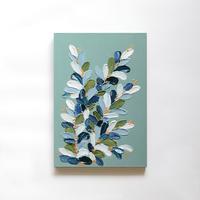 <ala yotto> ルームアート「花のよう」  / Aqua