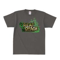 GREAT VOYAGEロゴTシャツ