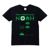 TAITO×NOAHロゴTシャツ(ブラック)
