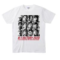 N-1 VICTORY 2020 メモリアルTシャツ(選手サイン入り)