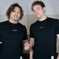 ■AXIZ CAPsLOGO Tシャツ