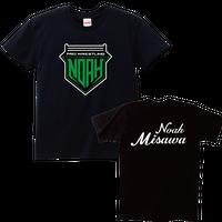ノアロゴTシャツ Misawa ver.