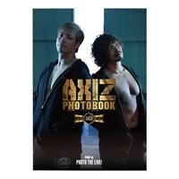 AXIZ写真集 「AXIZ〜GOLD〜」