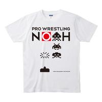 TAITO×NOAHロゴTシャツ(ホワイト)