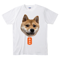 ■杉浦軍Tシャツ(豆柴)
