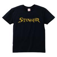 ■STINGER Tシャツ  (ゴールド)