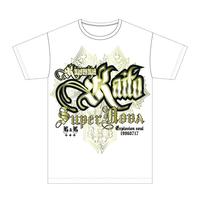 ■清宮海斗NEWデザインTシャツ(ホワイト)
