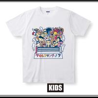 イラストTシャツ(Kidsサイズ)