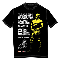 杉浦貴20周年記念Tシャツ