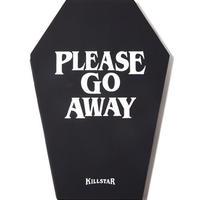 K-MIS-U-2552   Go Away Coffin Journal   <BLK>