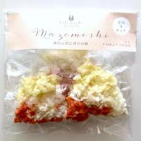 1歳〜シリーズ Mazemeshi 具沢山おにぎりの素「鯛ミックス」真空パック3袋set