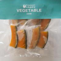 【Bebemeshi  okazu】季節のお野菜スティック(かぼちゃ4パック入り)