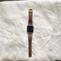 Apple  watch レザーベルト 40mm