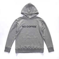 NO COFFEE パーカー