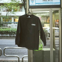 Comeback My Daughters Long Sleeve  CBMD logo (Black)